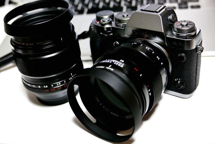 Fujifilm X-T1 + XF23 + XF56 Fujifilm FUJIFILM X-T1 XF56 XF23