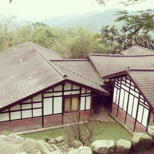 Taiwan 竹山 天空的院子