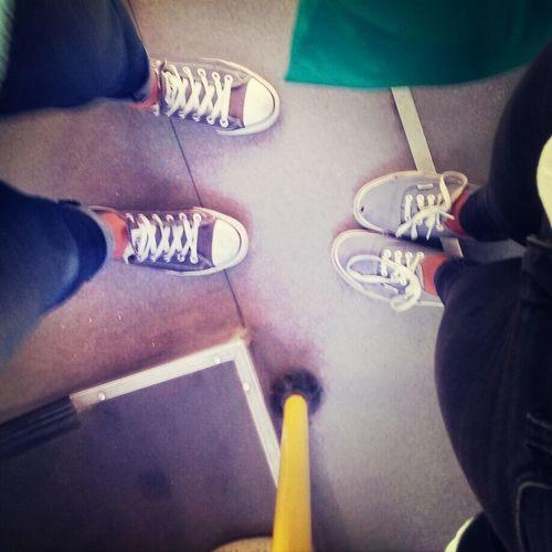W Końcu Cudowna 4 Najlepiej Bff #converse #vans