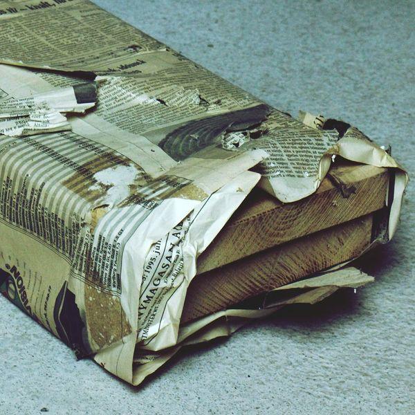 Paper View Paper Newspaper Newspapers Old Newspaper Old Newspapers Old Oldtime Vintage Paperwork Wood Woods Wood - Material Box