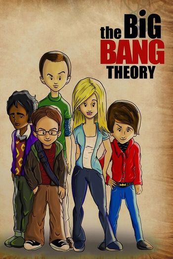 The Bing Bang Theory is a Awesome Tv Serie