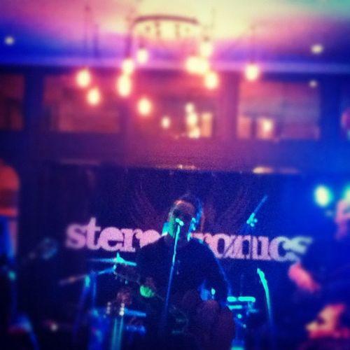 Stereoironics past and present reunion gig..