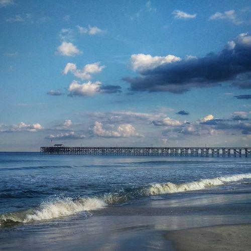 Clouds Sea