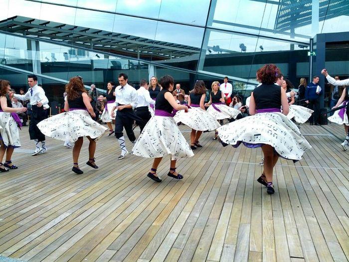 Dancing Ball De Gitanes De Martorelles