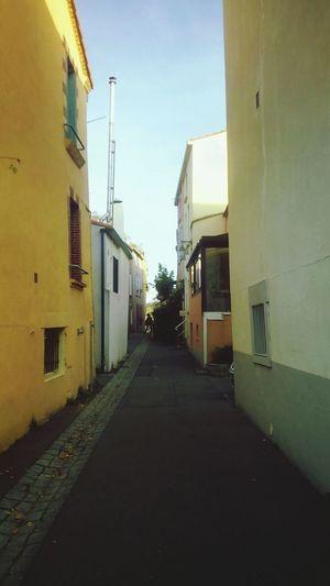 Promenade dans les petites rue.. ;)