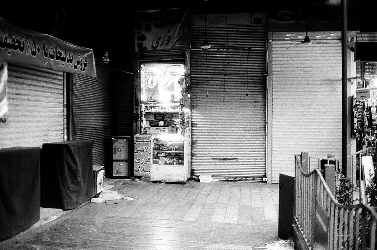 35mm Film Old Old Architecture City Shop Illuminated Old Shop Shops No People