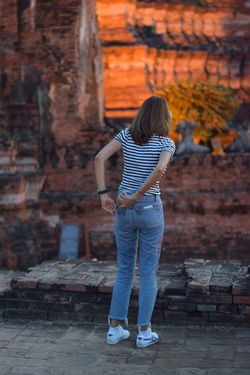 Amazing architecture Amazing Place Ayutthaya Happy People Possitive Mind Thailand Cultures love yourself Tourism Travel Destinations women around the world