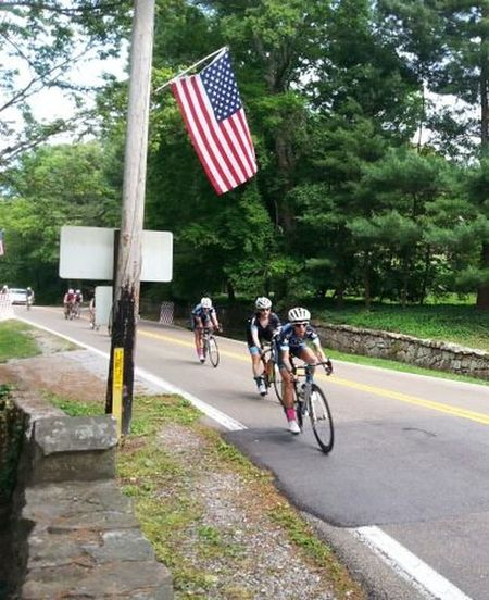 Cycling Lookout Mountain Race USA Pro Cycling Challenge Landscapes With WhiteWall