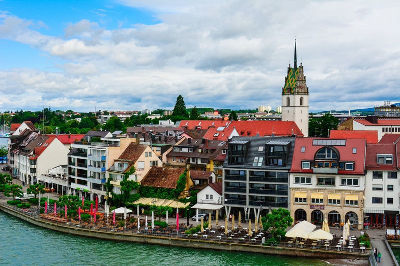 City Travel Destinations Architecture Cityscape Building Exterior Sky Urban Skyline Cloud - Sky Tourism Travel History Façade Roof Clock Tower Water Friedrichshafen Am Bodensee The Architect - 2017 EyeEm Awards The Great Outdoors - 2017 EyeEm Awards Live For The Story The Street Photographer - 2017 EyeEm Awards