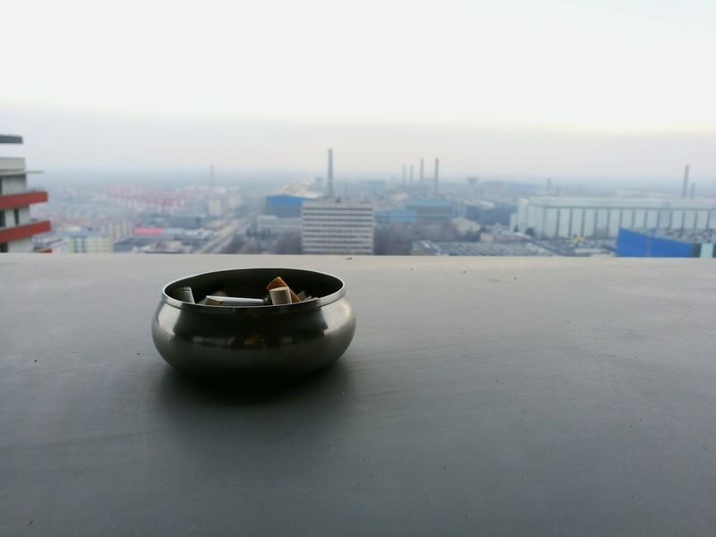 Cityscape Outdoors City City Life City View  City Skyline Building Business Life Traveling Home For The Holidays Finding New Frontiers Ashtray  City View  Day Backgrounds Residential Building Building Exterior Tranquility Sky City View  Cigarette  Smoke Smoking Adapted To The City