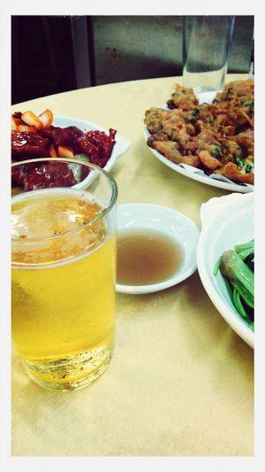 enjoy my dinner Beer