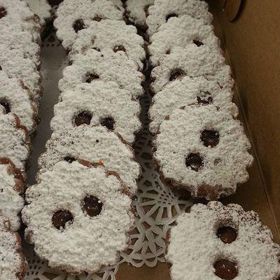 Linzer Cookies Harvestjam Jam Harvest Chefuscanga Gbc