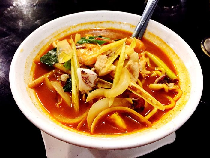 Always Be Cozy Comfortfood Tomyam Soup Ready-to-eat Asian Food Malaysia