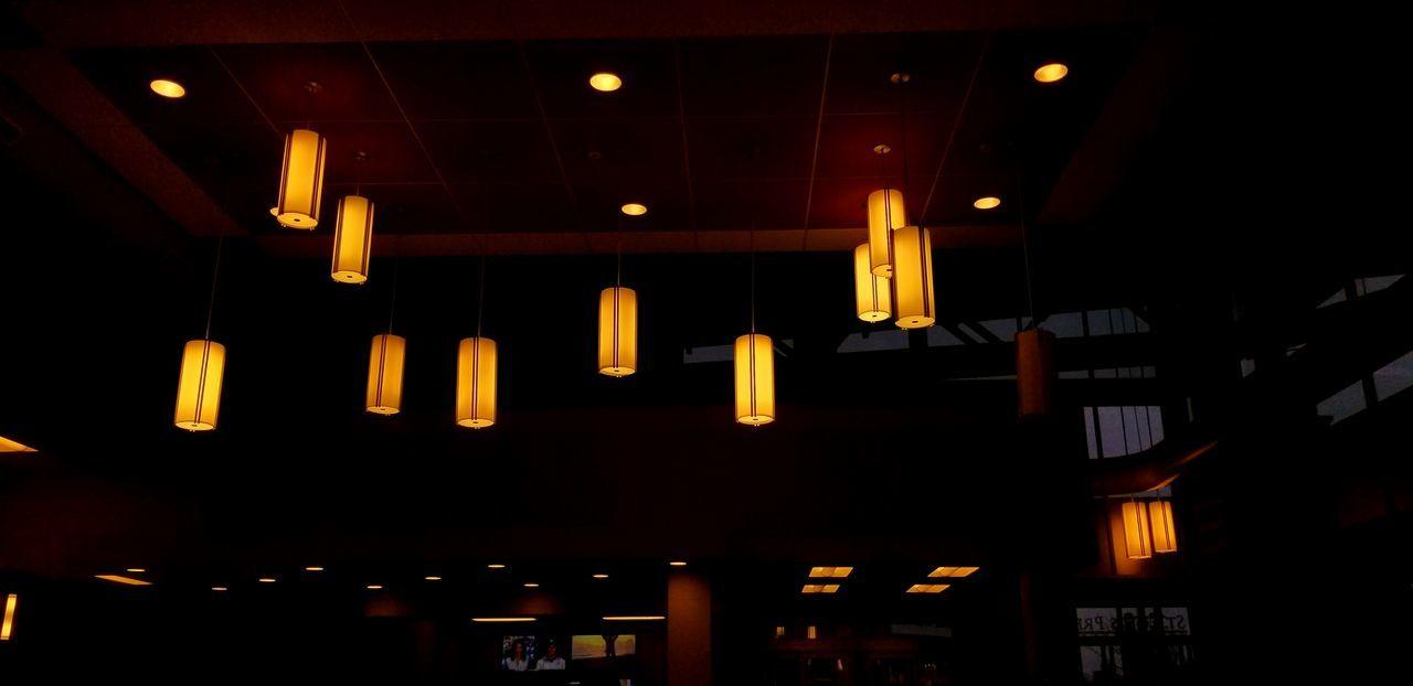 Illuminated Hanging Neon Lantern City Chinese Lantern Electric Light Filament Lighting Equipment Light Bulb Energy Efficient Lightbulb Electric Bulb Lamp Light Fixture