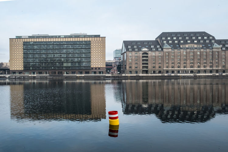 Architecture Berlin Building Exterior Built Structure City Day Nature No People Outdoors Reflection Sky Spree Spree River Universal Water