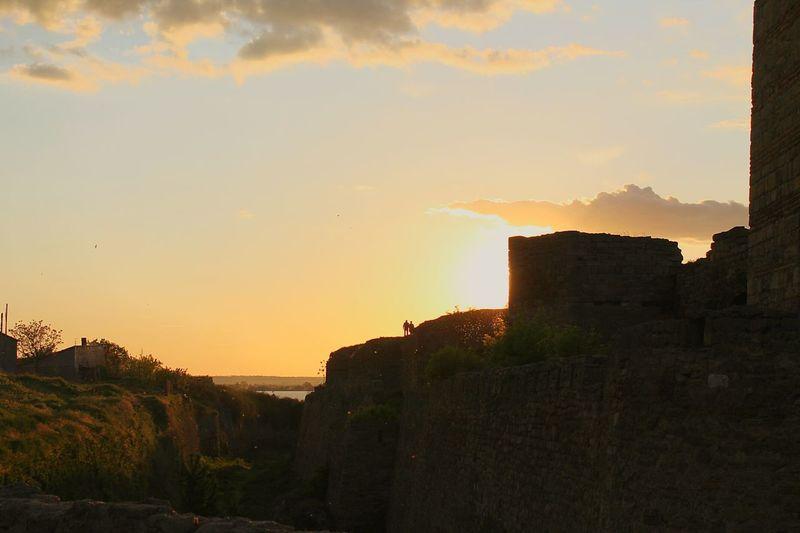 Закат фортеця Аккерман