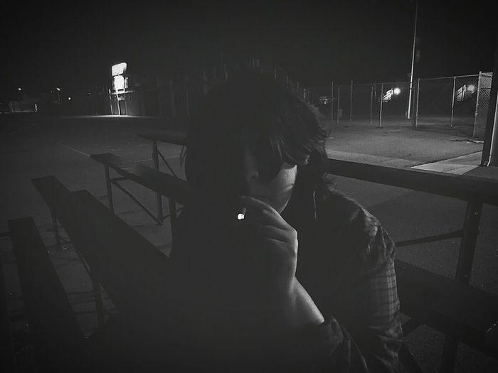 Cigarettes 👌💕 Blackandwhite Photography Allysphoto Night Photography Smokinggirl