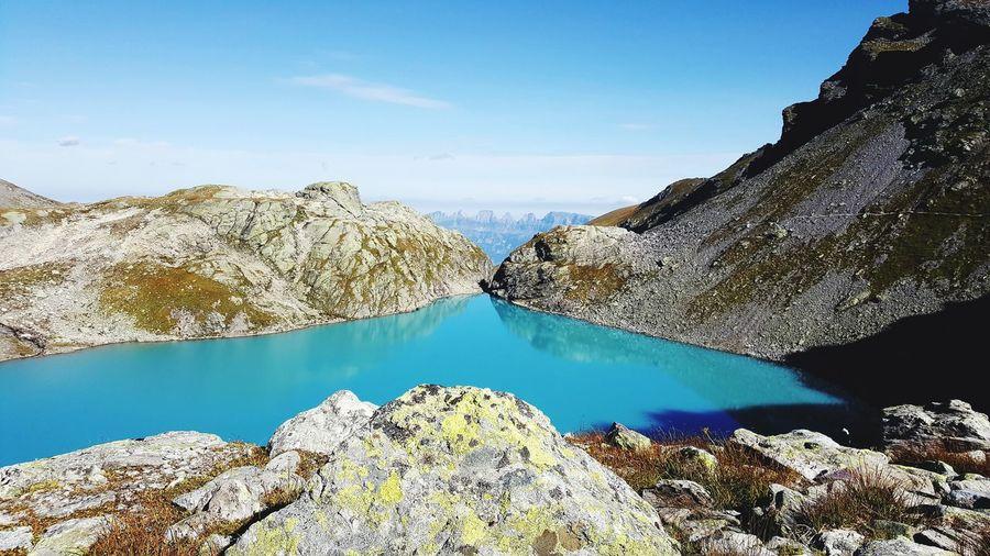 Water Lake Rock