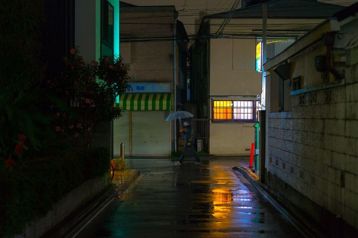 Here Belongs To Me Tokyo Tokyo,Japan Machiya Tokyo Street Photography Rain Rainy Days Sony Sony α♡Love SONY A7ii Loxia Loxia50 Sonyalpha Japan Japan Photos Zeiss Street Photography Streetphotography City Lights Tokyo Night