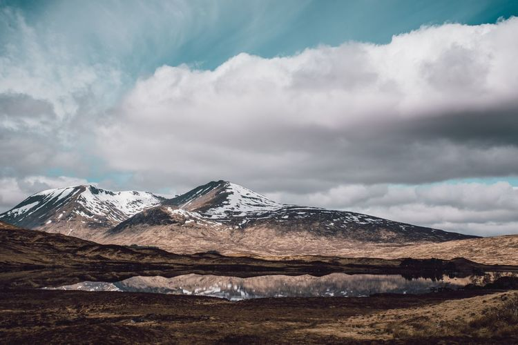 Glencoe Cloud -