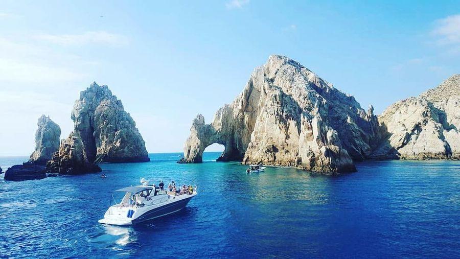 Cabo San Lucas Beauty In Nature Blue Sea l Loversbeach