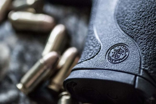 SmithAndWesson Pewpewlife S&W M&p M&p45 PewPewPew Always Carry Keep Calm And Carry On