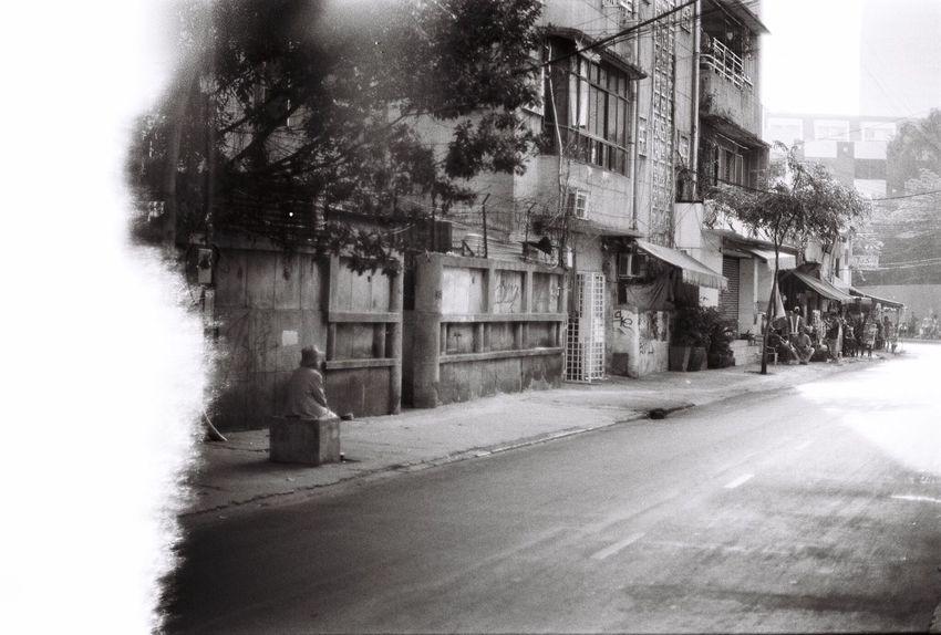 Nothing left behind... Blackandwhite 35mm Ilford Nikonf2 Film Photography Dyutano The Street Photographer - 2016 EyeEm Awards