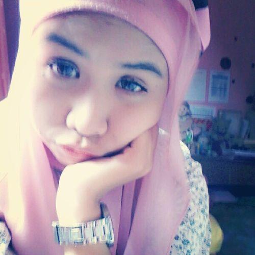 Aku Hijab Pipitembem Pink ILOVEIT ♡
