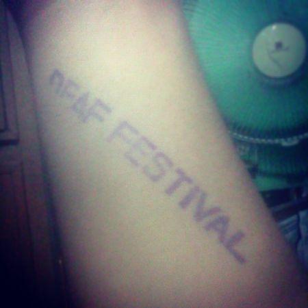 19th  Deaf Festival