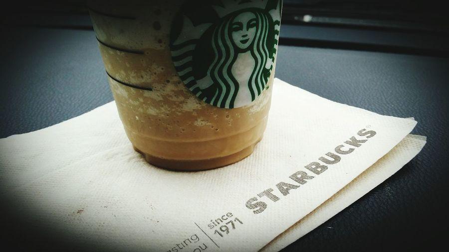 午後の休憩❤ スタバ コーヒー 休憩