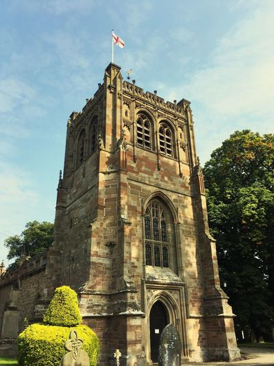 Take 1 Churches Chruch England Shropshire Burford First Eyeem Photo