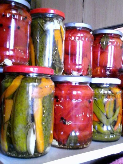 Pickles Jars  Eyeem Market Wolfzuachis Preparing For Winter
