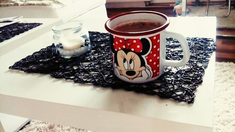 Time For Breakfast  Kakao ♥ Minie Mouse My Home