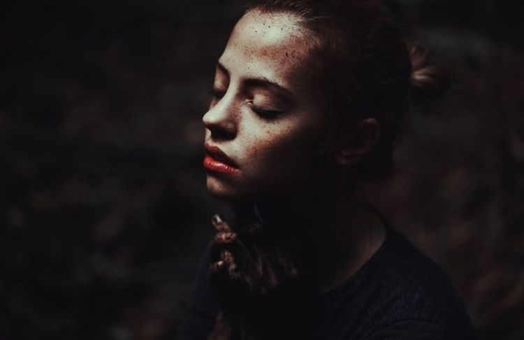 The Portraitist - 2014 EyeEm Awards