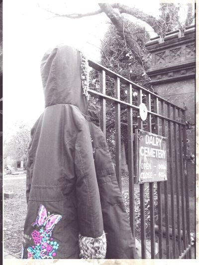Dalry cemetery, Edinburgh Abandoned Cemetery Coat Butterfly Atmospheric Mood Creepy Ghostly Scotland Mysterious Scary Deathly