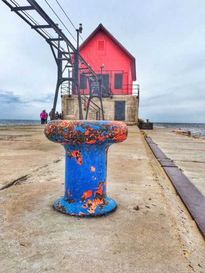 GrandHaven Lighthouse Lighthouse_lovers Lighthouse_captures Mobilephotography