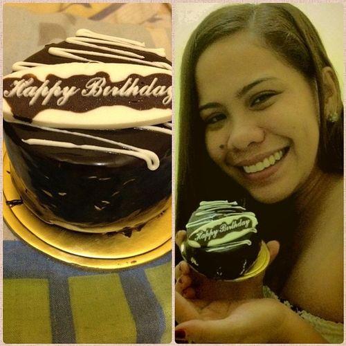 happy birthday to me! haha Birthday Tagsforlikes Cutecake