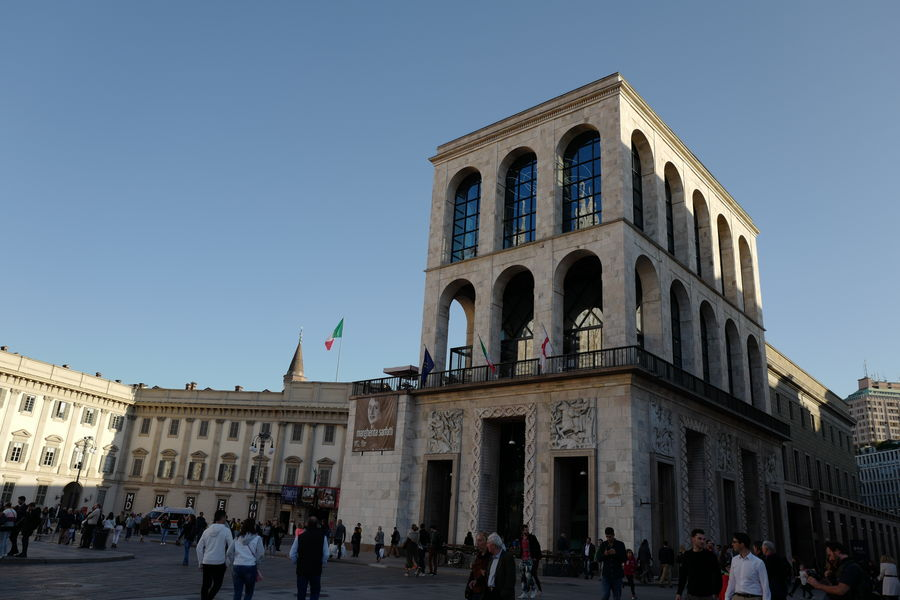Building Exterior Architecture Built Structure Crowd Group Of People Large Group Of People Real People Sky Women Travel Destinations City Men Clear Sky Tourism Nature Day Travel History Adult Outdoors Visit Museo Del Novecento