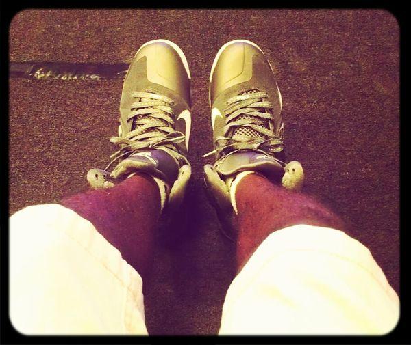 #kicks #lebron 9's Molly Nigga