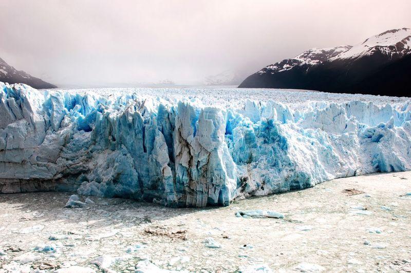 Glaciar Perito Moreno- Argentina Photography Calafate Argentina Ice Environment Glacier Nature Snow Scenery Landscape Mountain Glacial Iceberg Outdoors Cold First Eyeem Photo