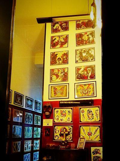 Religion Gold Colored Indoors  Place Of Worship Tradition Tatoo Art Tatoo Shop Tatoo Studio Tatoo Art Travel Destinations Spirituality No People Pilgrimage Architecture Day