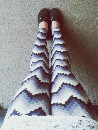 Lovely leggings ♥ Legs Follow Me Girls Hello World