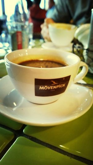 Coffee Cafexperiment