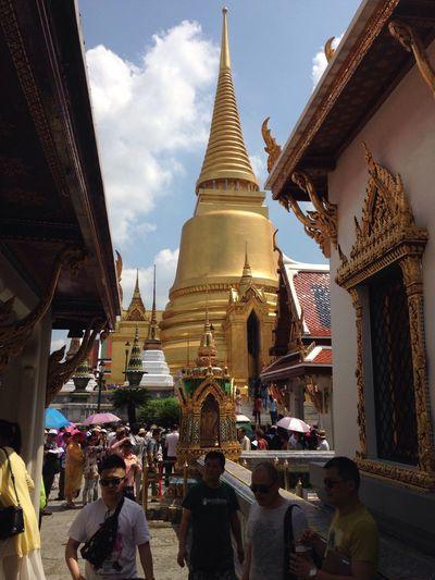 Bangkok Thailand Smiley Country Daheim