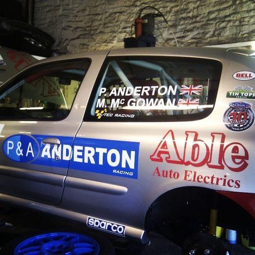 Tintopracing Car Clio Garage repairs mechanic horwich racingcars bolton lancashire mention john bentley fourtwographs