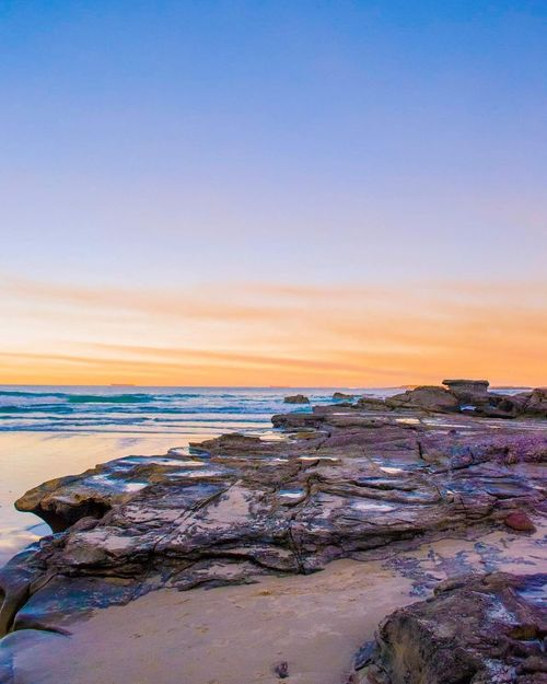 EyeEm Selects Beach Sea Sunset Water Low Tide Tranquil Scene Tranquility Tranquility Nature Landscape Beauty In Nature Featureuniverse Moodygrams Nikonaustralia Shotzdelight Artofvisuals LeagueofLenses Agameoftones Bigshotz Featuremeinstagood Featureme Relaxation Personal Perspective