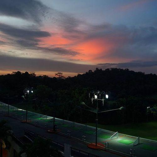Sunset Islandclub Sky