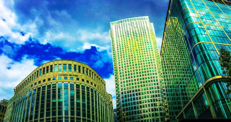 Money money money People Watching Soaking Up The Sun Enjoying The Sun Hanging Out Morning Taking Photos London Hello World England Sky And Clouds FortBhullar Check This Out Bhullarsworld Reflection Bank