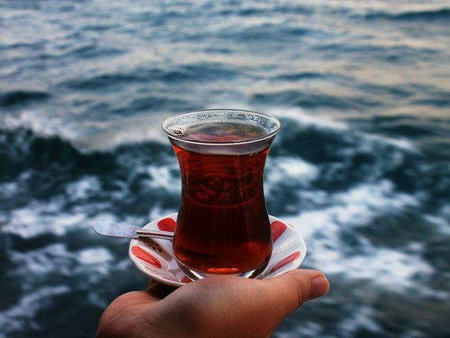Istanbul Deniz çay Turkey
