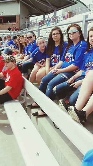 Everyday Lives Softball Games